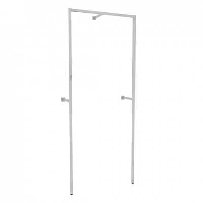 9302 - Portal wall structure H 2400 mm, for shelves 900 mm.