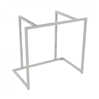 9381 - Struttura tavolo piccolo 972x600 H 900 mm.
