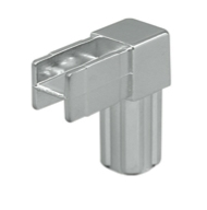 GIQ20502 - Giunto a 2 vie 20x20 mm