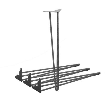 MGT053 - Set di 4 gambe per tavolo h870