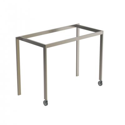 TABB100 - Tavolo con struttura in tubo rettangolare