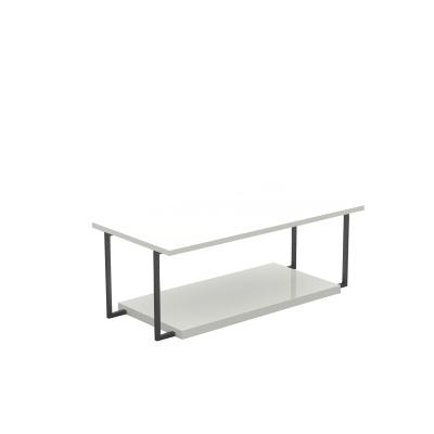 CUA401L - Tavolo basso con doppio piano