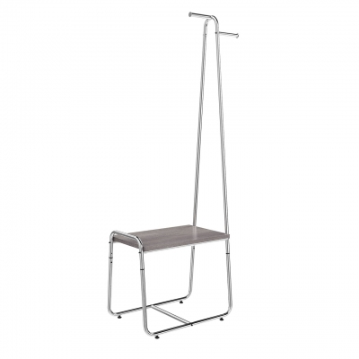 1240 - Freestanding display for window or changing rooms.