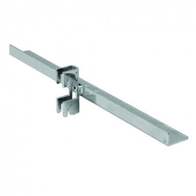 2028A - Central shelf bracket. Compatible with: EURO, TURBOS, TUBI P50* (TUT50100, TUT60100, TUR53100, TUR53102, TUR63100, TUR83100, TUQ30101, TUQ40100)
