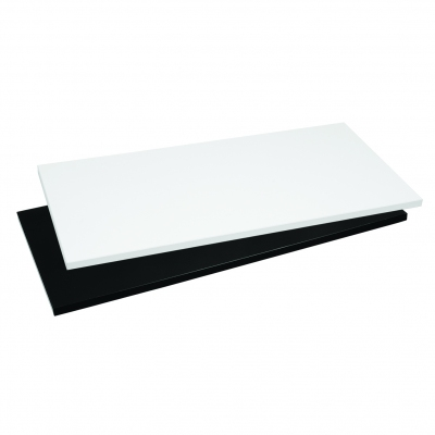2502A - Wooden shelf 600x300 thick 12 mm. Compatible with FRIZZ 2.4, SCACCO MATTO 2.14.