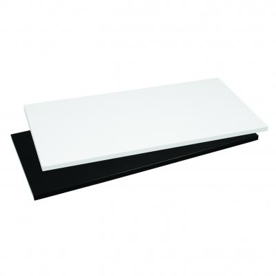 2560A - Wooden shelf 600x400 thick 22 mm.