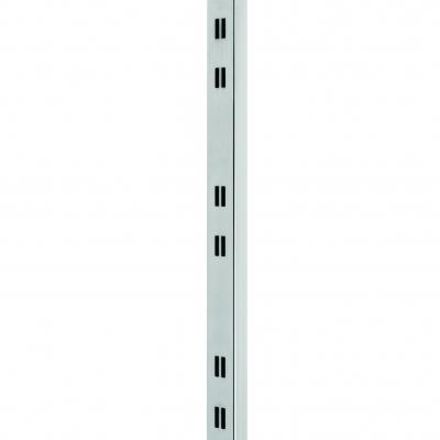 2601 - Montante 40x20x2 mm, passo 170 mm.