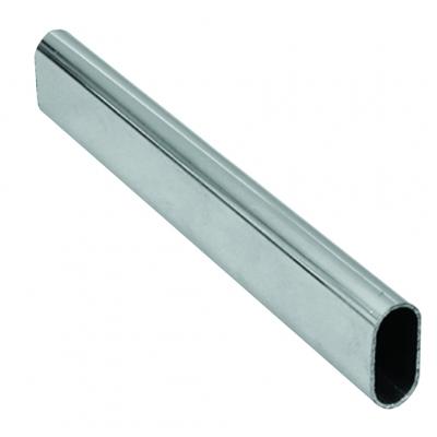 4000L - Tubo ovale 30x15 spessore 1,2 mm.