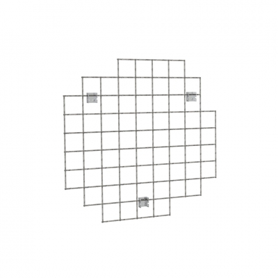 7160 - Wire mesh panels, 900x900