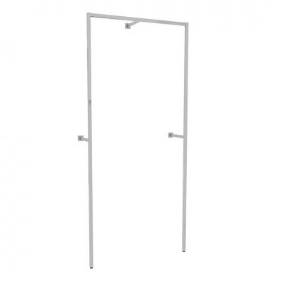 9303 - Struttura portale a parete H 2400 mm, per ripiani da 1000 mm