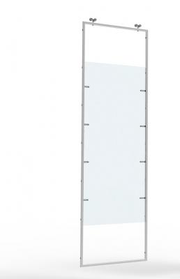 9635APX - Divisorio scorrevole a cornice