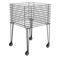 MGT002 - Structure for high promotional basket in building rod