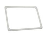 DV05011 - Cornici porta-cartello in ABS A4 orizzontale