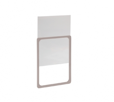 DV05110 - Protezione porta-cartello A4 verticale