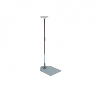 DV05500 - Piantana con base in metallo e attacco a T h=300mm+300mm