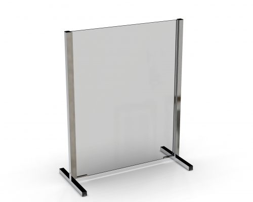 CVD201 - Barrier for counter L=650
