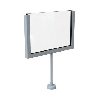ST0044 - Portacartelli formato A6 orizzontale con magnete