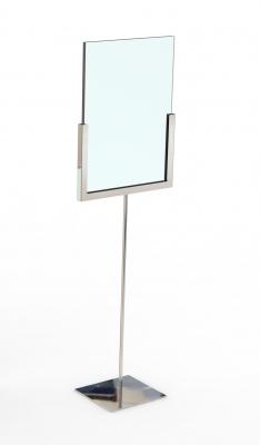 ST0048 - Portacartelli formato A5 verticale