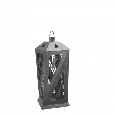 ST0074 - Lanterna piccola con decorazioni geometriche