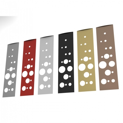 ST0076C - Inserti decorativi (4 pz) per art. ST0076.