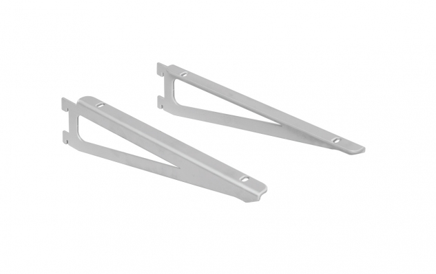 ST220 - Brakets for shelves, 50 mm step.