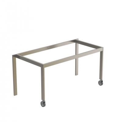 TABB105 - Tavolo con struttura in tubo rettangolare