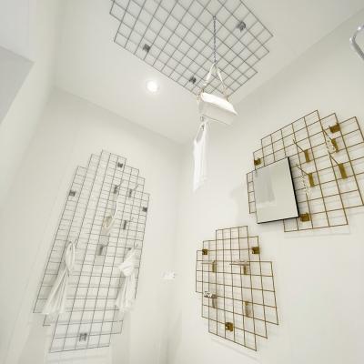7160 - Wire mesh panels, 900x900