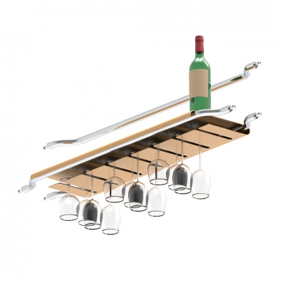 1275 - Ceiling structure for bar